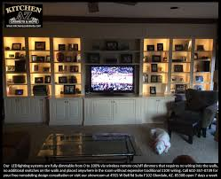 under cabinet lighting systems led under cabinet lighting for entertainment centers