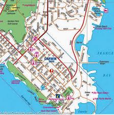 Marin Map Map Of Darwin U0026 Region Australia Hema Maps U2013 Mapscompany