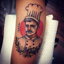 cook tattoo ink pinterest tattoo