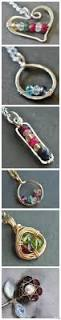 How To Make Jewelry Out Of Wire - best 25 wire jewelry ideas on pinterest diy jewelry tutorials
