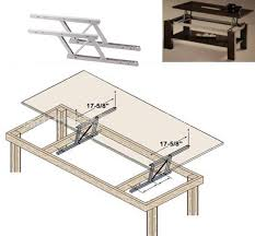 Coffee Tables That Lift Up Coffee Table Lift Mechanism Uk Thesecretconsul Com