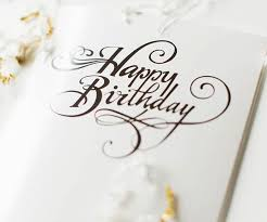 singing birthday ending singing birthday card