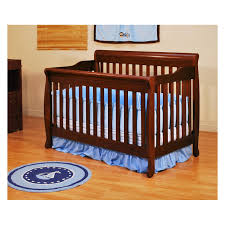 Cherry Baby Cribs by Athena Alice 3 In 1 Convertible Crib Walmart Com