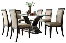 dining room sets 7 piece cheap under 300 500 modern pieces