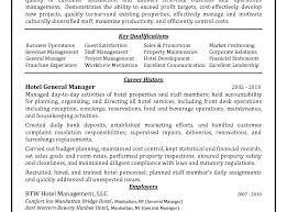resume exles objective sales revenue equation cost hotel manager resume sles useful hospitality objective for your