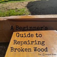best glue for cabinet repair a beginner s guide to repairing broken wood the created home