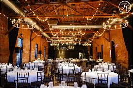wedding venues in columbus ohio high line car house