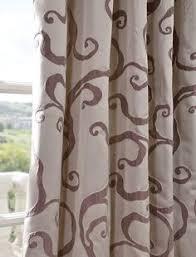 Plum Faux Silk Curtains Zen Garden Embroidered Faux Silk Curtain Homestead Pinterest