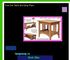 Free End Table Building Plans by Diy Book End Table 213800 The Best Image Search Imagemag Ru