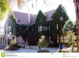 Grinter Grinter Hall Uf Campus Royalty Free Stock Photo Image 7708635