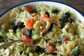 Pasta Salad Recipes With Italian Dressing Why Avocado Salad Recipes Are Beneficial