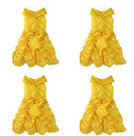 cheap belle costume yellow dress free shipping belle costume