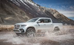 2018 mercedes benz x class euro spec pictures photo gallery