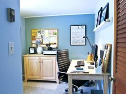 color ideas for office walls amazing blue wall color with decorative bulletin board wall for