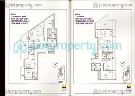 floor plan scale al majara 5 floor plans justproperty com