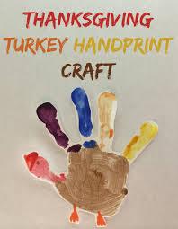thanksgiving turkey handprint craft a sparkle of genius