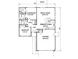 1500 sq ft house plans open floor plan 2 bedrooms the lewis