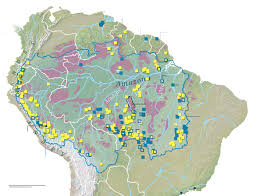 Amazon River World Map by Amazon Dams Keep The Lights On But Could Hurt Fish Forests