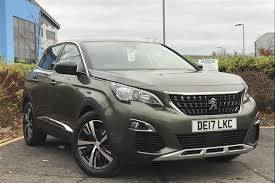 peugeot grey used peugeot 3008 cars second hand peugeot 3008