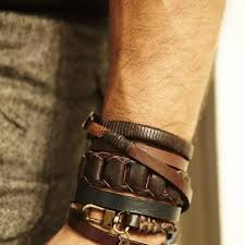 bracelet leather mens images 184 best men 39 s braclets images leather bracelets jpg