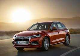 Audi Q5 8 Speed Tiptronic - debut of the new audi q5 doubleclutch ca