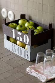 organisation cuisine idée relooking cuisine des cagettes dans toute la maison mon