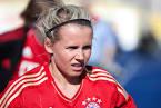 Julia Simic Die Bayern ließen in ihrer Überlegenheit Mitte der zweiten ... - sp-julia_simic