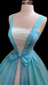 for julie vintage 1950 u0027s 50s blue cotton tiered white lace