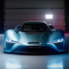 cool electric cars nextev unveils world u0027s fastest electric supercar