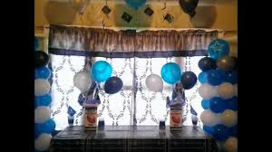 Cowboy Decorations For Home Dallas Cowboys Party Ideas Youtube