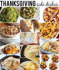thanksgiving side dishes thanksgiving dishes and meals