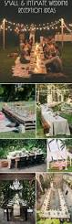Casual Wedding Ideas Backyard 20 Amazing Details For Intimate Wedding Ideas Small Weddings
