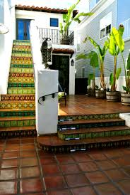 Mediterranean Tiles Kitchen Design Ideas Interesting Spanish Tiles Backsplash Combined With