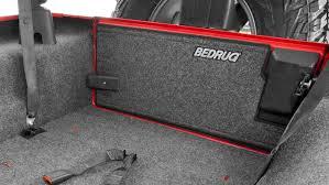 Bed Rug Liner Bedrug Jeep Wrangler Tailgate Liners Bedrug