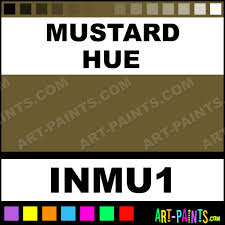 mustard color code mustard colors tattoo ink paints inmu1 mustard paint mustard