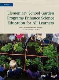 elementary garden programs enhance science education for all l u2026