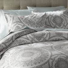 Patterns For Duvet Covers Mercury Row Apollo Medallion 150 Thread Count 100 Cotton Duvet