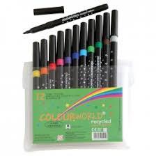 classmates pen felt and fibre colouring pens pens stationery supplies the