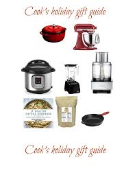 Gifts For The Kitchen Cook U0027s Holiday Gift Guide