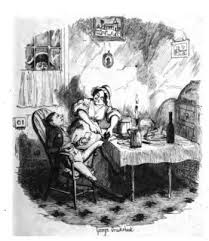 george cruikshank illustrations for charles dickens