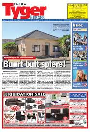 vorgehã ngte balkone tygerburger durbanville edition 01 02 12 by tygerburger newspaper