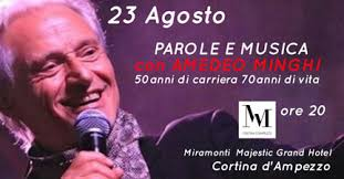Cristina Autor En Ecortina Amedeo Minghi Fan Usa Web Site Links