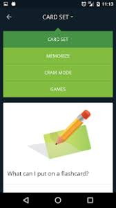 best flashcard app android cram flashcards android apps on play