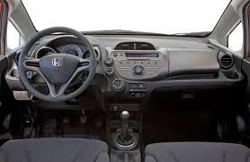 2009 Honda Civic Coupe Interior 2009 Honda Fit Long Term Road Test Interior