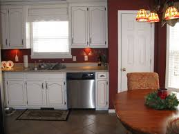 Red Kitchen White Cabinets 36 Best Kitchen Colors Images On Pinterest Home Kitchen And