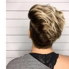 xtreme align hair cut what to consider about your hair texture before getting a short