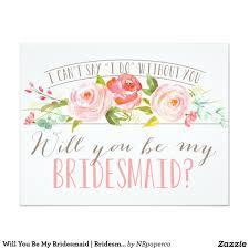 bridesmaid invitation card stunning bridesmaid invitation cards 19 about remodel wedding