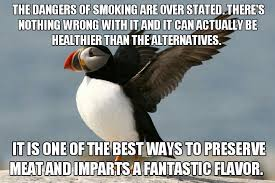 Unpopular Opinion Meme - unpopular opinion puffin meme by boom memedroid