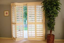Plantation Shutters On Sliding Patio Doors Plantation Shutters For Sliding Patio Doors