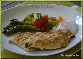 cuisiner un turbot filet de turbot au four la cuisine de lilly